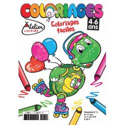 Coloriages 4-6 ans N°11